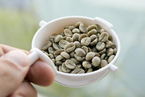 Cómo preparar el café verde