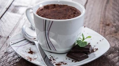 Chocolate caliente: ideal para el Roscón de Reyes