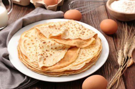 Receta original de crepes franceses (crêpe): cómo hacer la masa original