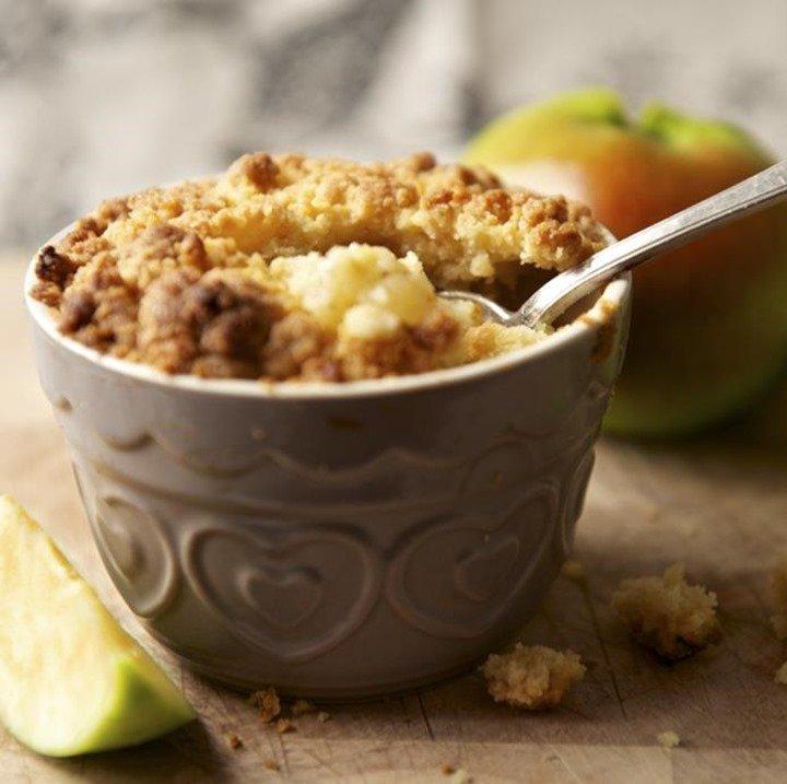 receta-crumble-manzana