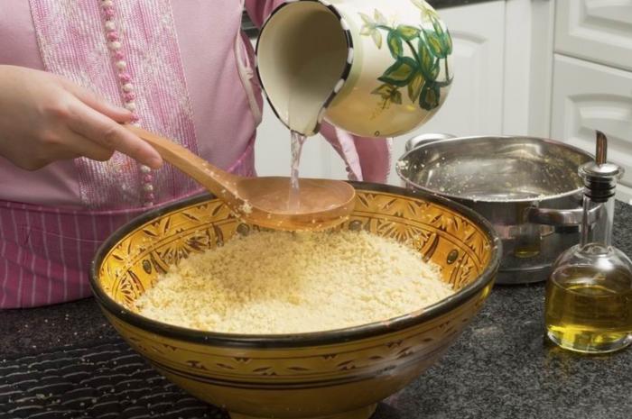 Como cocinar cuscus
