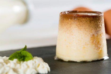 Cómo hacer un flan de queso con esta deliciosa receta