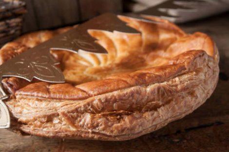 Receta de Galette de Rois (Francia): tarta de Reyes