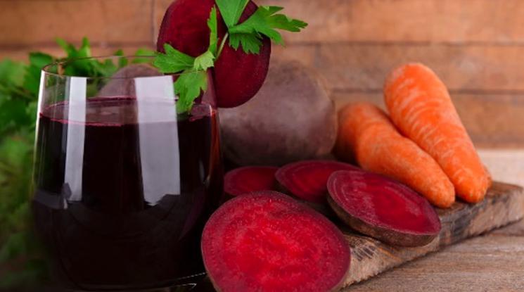 Resultado de imagen para jugo Remolacha, zanahoria, jengibre, perejil