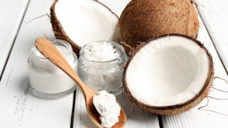 Cómo hacer nata de coco montada