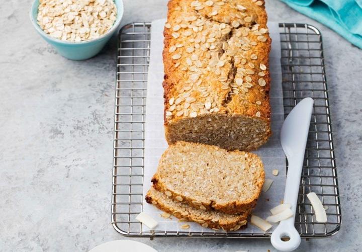 Como hacer pan de avena