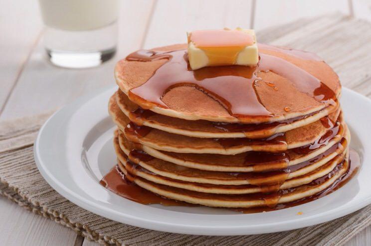 Cómo hacer pancakes americanos