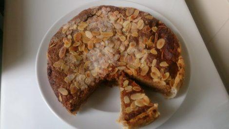 receta-pastel-almendras