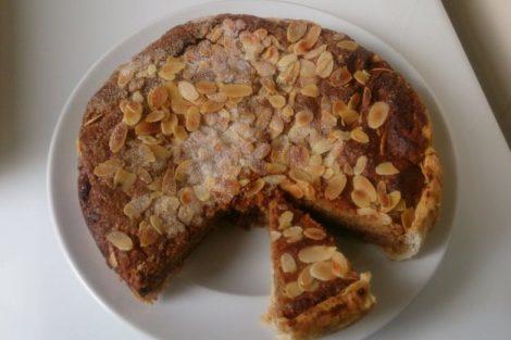 Pastel de almendras: receta de un dulce delicioso y nutritivo