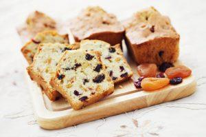 Pastel con frutos secos especiado: receta aromática exquisita