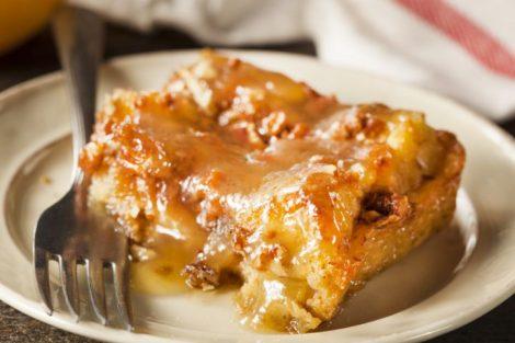 Pudín de pan: qué es y receta fácil