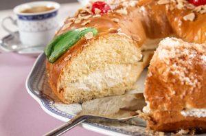 3 recetas de cremas para rellenar tu roscón de Reyes