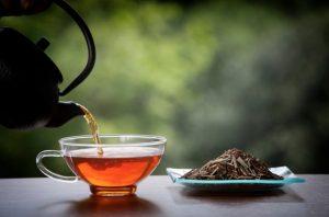 Cómo preparar un té rooibos