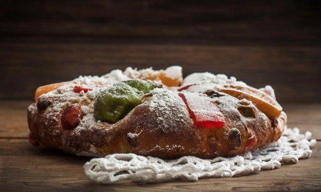 Cómo hacer un roscón de Reyes fácil en casa