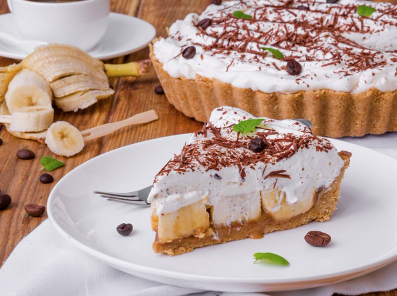 Cómo hacer tarta Banoffee
