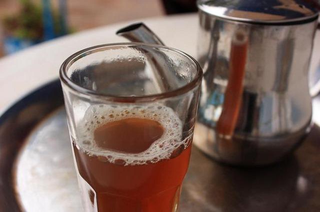 Cómo hacer té moruno