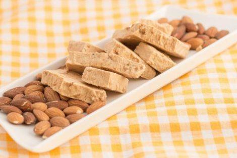 Turrón de Jijona sin gluten: receta apta para celíacos