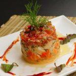 Recetas de aperitivos para primavera y verano