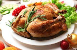 3 recetas deliciosas de aves para Navidad