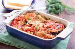 Berenjenas al horno: 4 recetas deliciosas