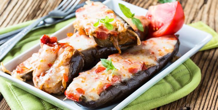 Recetas de berenjenas deliciosas