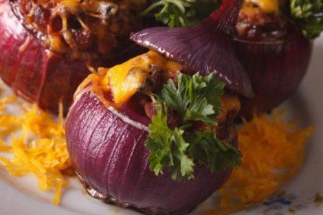 2 curiosas recetas de cebollas para sorprender