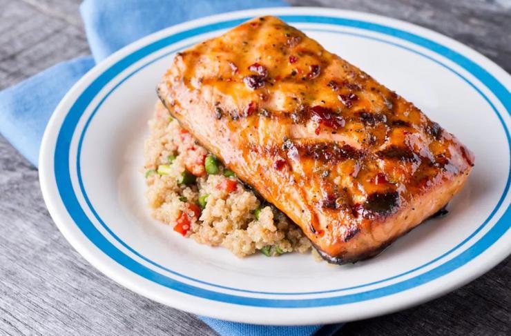 Recetas de chia y quinoa