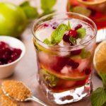 4 recetas de cócteles de frutas sin alcohol ideales para Navidad