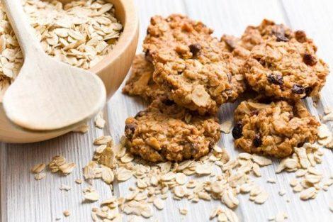 3 recetas de galletas de avena nutritivas y deliciosas