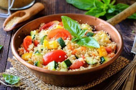 Cómo cocinar kamut: receta básica y otras 2 recetas deliciosas