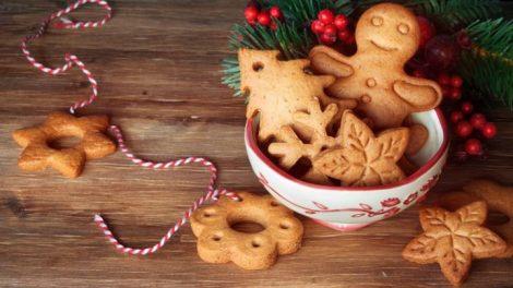 Deliciosas recetas de Navidad sin azucar