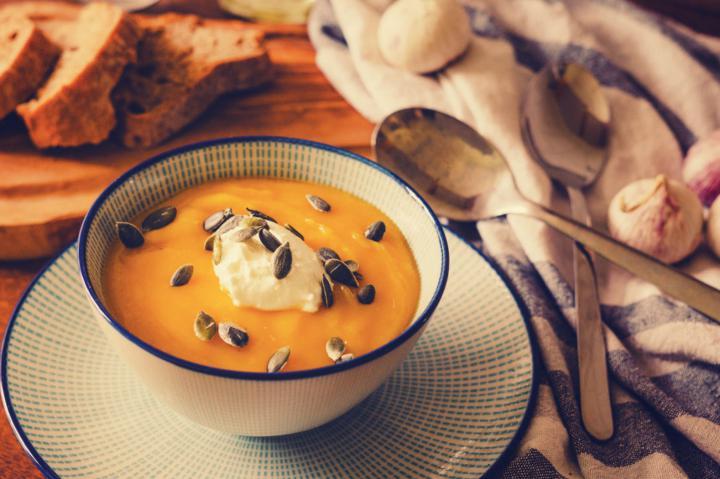 Deliciosas recetas de otoño