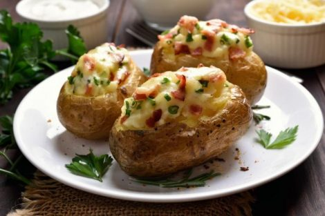 3 recetas sencillas con patatas
