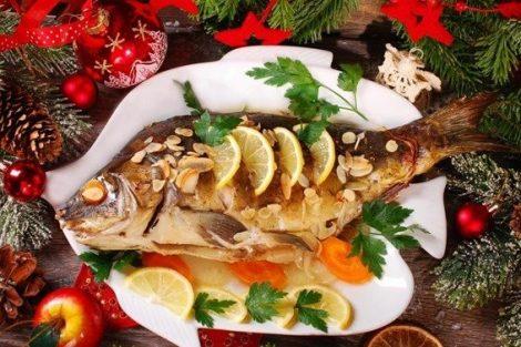 Recetas de segundos platos con pescado para Nochevieja