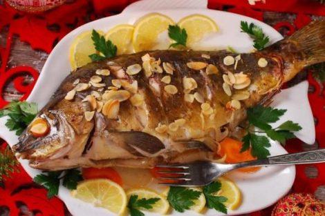 4 recetas de pescado para Navidad