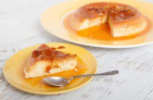 2 recetas de postres de las Islas Canarias: quesillo y leche asada