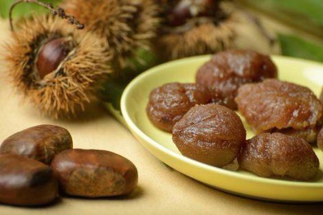 Recetas de postres con castañas para un otoño dulce