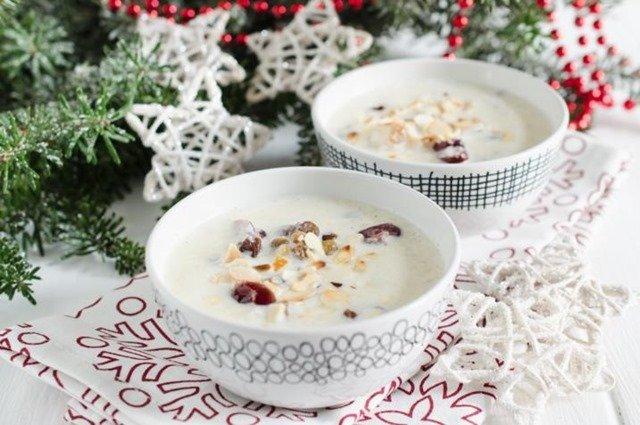 Recetas de primeros platos para Nochevieja