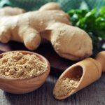 6 recetas saludables con jengibre