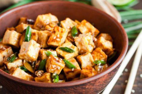 Recetas con tofu, el maravilloso queso vegano