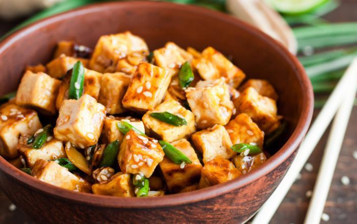Recetas con tofu el maravilloso queso vegano - Como se cocina el tofu ...