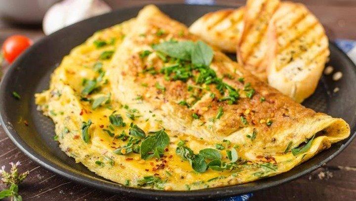 3 deliciosas recetas de tortilla francesa