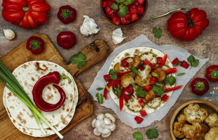 2 ideas de recetas veganas para Navidad