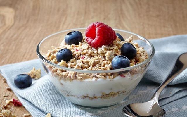 Recetas con yogur para el desayuno