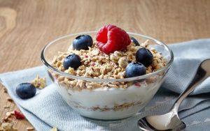 3 recetas con yogur muy nutritivas para el desayuno
