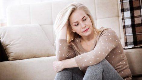 Regla irregular en la menopausia