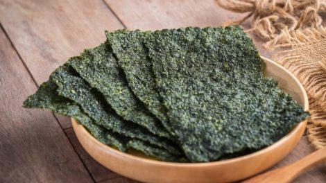 Como rehidratar algas