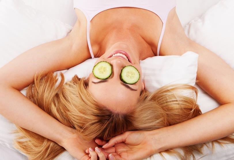 Aliviar los ojos hinchados naturalmente con estos remedios