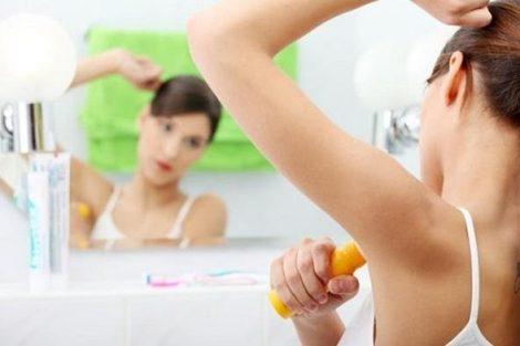 ¿Es peligroso usar desodorantes con aluminio? Sus riesgos en la salud