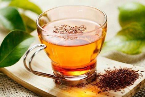 ¿Una embarazada puede tomar té rooibos?